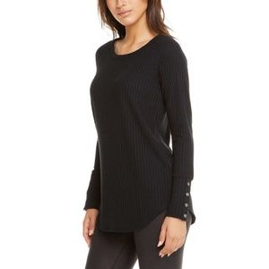 CHASER Ladies' Long Sleeve Waffle Thermal Tunic